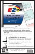 National Electrical Code 2014 Color Coded Ez Tabs (Not Returnable)
