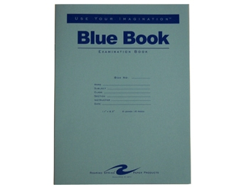 Blue Books 16 Page (SKU 10082331115)