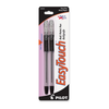 Pilot Easy Touch Ballpoint Pen 2-Pack Fine Black (SKU 10099391115)