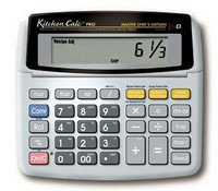 Kitchen Calc Pro Calculator