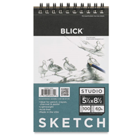 Blick Sketch Pad 100 Sheets 9X12