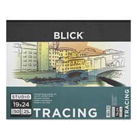 Blick Tracing Pad 50 Sheets 19X24