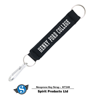 HENRY FORD COLLEGE KEY STRAP