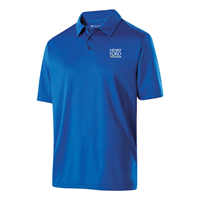 HENRY FORD COLLEGE MEN'S POLO SHIRT