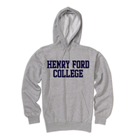 MV SPORT HENRY FORD COLLEGE FLEECE HOODIE