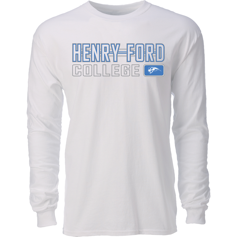 Ouray Henry Ford College Ls T-Shirt (SKU 10686034101)