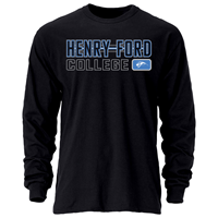 OURAY HENRY FORD COLLEGE LS T-SHIRT