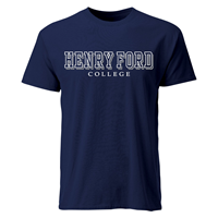 Ouray Henry Ford College T-Shirt
