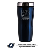 Spirit Hudson Travel Tumbler Navy